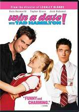 New: WIN A DATE WITH TAD HAMILTON (Kate Bosworth,Topher Grace, Josh Duhamel) DVD