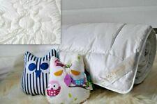 Merino Wool Bedding Set Baby Cot Duvet 90 x 120 + Pillow 40/60cm 8tog Teddy Bear