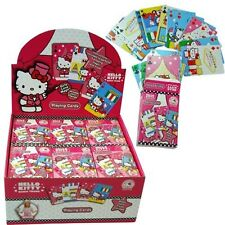 Hello Kitty Playing Card