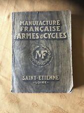 Catalogue Manufrance 1932