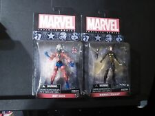 Marvel Universe ANTMAN & WASP Infinite Series  3.75 Inch Action Figures LOT