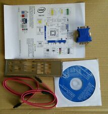 Intel Motherboard DQ67EP Accessory Kit IO I/O Backplate EMI Shield Back Plate