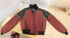 Vintage Arctic Cat Snowmobile Jacket Tall Large