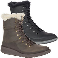 Merrell Womens/Ladies Tremblant Ezra Lace Polar Leather Snow Boots