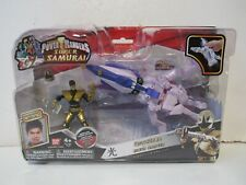 Power Rangers Super Samurai Octozord Mega Ranger Action Figure NIP