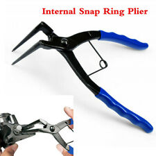 Long Nose 50 mm Snap Ring Heavy Duty Internal Circlip Pliers 1.3mm Tips For Cars
