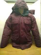 Cabela's Premier Northern Goose Down Winter Parka Men's Coat Small, Excellent