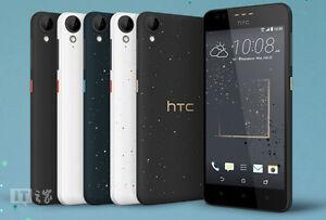 """Original HTC Desire 530 Quad-core 5"""" 8MP 16GB Rom 1.5 Ram 4G Android Unlocked"""