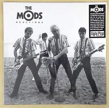 The Mods-Reactions LP 1970's Canadian Mod Punk KBD 1st press