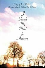 I Search My Mind for Answers:Poetry of Three Brothers. McCallister, Matt.#