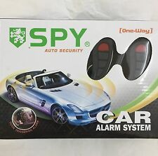sky security car alarm system