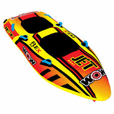 WOW Sports Jet Boat 2 Person Towable Water Tube For Pool and Lake (17-1020)