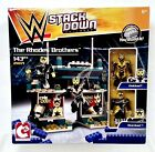 new sealed WWE 2015 Stack Down #21071 The Rhodes Brothers set Goldust Stardust