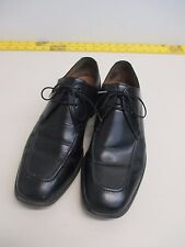 Men's Cole Haan black leather Oxfords size 9.5 M EUC! Made in India
