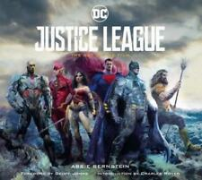Justice League: The Art of the Film by Abbie Bernstein: Used