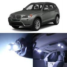 16 x Error Free White LED Interior Light Kit For 2011-2015 BMW X3 Series + TOOL