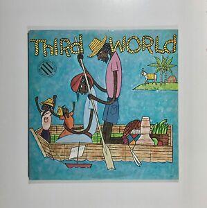 Third World – Journey To Addis, Promo LP UNPLAYED NM 1978