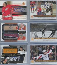 13-14 The Cup Dual Scripted STICKS Dual Auto PATRICK ROY/CAREY PRICE #10/15