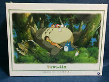 1000 pc My Neighbor Totoro Sleeping - Ensky Jigsaw Puzzle - Studio Ghibli Anime