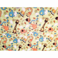 Jungle PUL fabric for nappies & wetbags - price per fat quarter 50x75cm