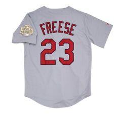 David Freese St. Louis Cardinals 2011 World Series Road Jersey Men's (M-2XL)