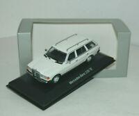 Mercedes-Benz W 123 Kombi T-Modell 230 TE - white - Minichamps 1:43 !