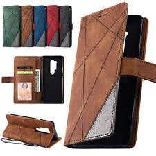 Magnetic Leather Stand Card Pocket Flip Cover Case For One Plus 8 Oneplus 8 Pro