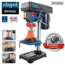 Scheppach Table Perceuse Colonne DP16PRO Mandrin16 Perçage + Étau Bricolage