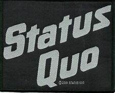 Status Quo Patch Woven Patch