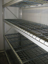 Industrial strength coolroom shelving