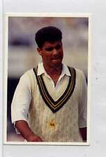 (Jn091-100) RARE,Q.O.S Who Am I ,Waqar Younis, Cricket, 1994 MINT
