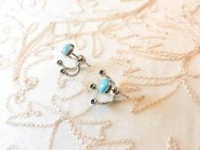 ~NEW~ Pamela Love Sterling Silver 3 Gravitation Earrings
