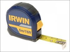 IRWIN Standard Pocket Tape 5m / 16ft Carded 10507788