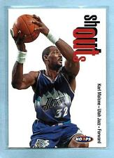 """Karl Malone 1998-99 Hoops """"Shout Outs"""" #SO18 - Utah Jazz - Combined Shipping"""