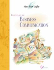Essentials of Business Communication (6th Edition)-ExLibrary