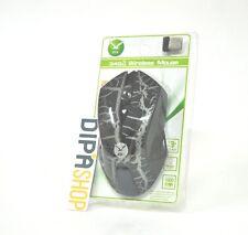 Mouse Ottico Wireless RF-6340 Senza Filo 1600dpi Gaming Silver Pc Notebook hsb