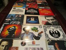 ROCK N ROLL HALL OF FAME VOLUMES 1 -3 VARIOUS ARTISTS 33 SIDES OF VINYL RARE SET