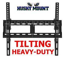 LCD LED Plasma Flat Tilt TV Wall Mount Bracket 32 40 42 46 50 52 55 60 65 Inch