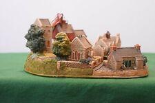 """Lilliput Lane L3303 """"Beamish Pit Village"""" Mib with deed. Ltd. Ed. 318/650"""