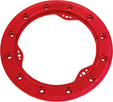 """HIPER 9"""" RED BEADRING MOD MODIFIED RING RED PART# BR-09-MOD-RD"""