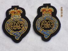Grenadier Guards, Kragenabzeichen, Offiziere, Garde