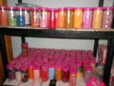 Pink Zebra Sprinkles Jar (new) ALOE & SEA SALT