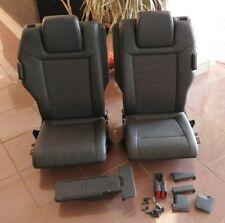Opel Zafira B Bj.05-08 Sitzbank Rücksitzbank Kindersitz Notsitz Sitze 3 Reihe