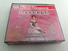"CD ""ADOLPHE ADAM GISELLE"" 2CD PRECINTADO SEALED ANTAL DORATI ANATOLE FISTOULARI"