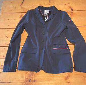 Tommy Hilfiger Equestrian Turnierjacket Turniersakko Jacket Turnier Navy L / 40