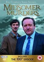 Midsomer Murders Serie 16 DVD Nuovo DVD (AV3156)