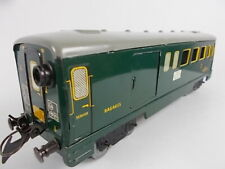 French Hornby O Gauge Baggage Coach - 2nd Class