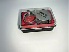 New 1Pc. JEWELERS LOUPE 21MM 30x MAGNIFYING GLASS For Coin Collectors