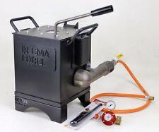 BECMA Gas-Schmelzofen, Schmiedeofen für Propangas GFR ProMelting I
