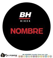 Oblea Tarta Logo BH Bikes Personalizada Nombre No Camiseta Taza Pegatina Polo